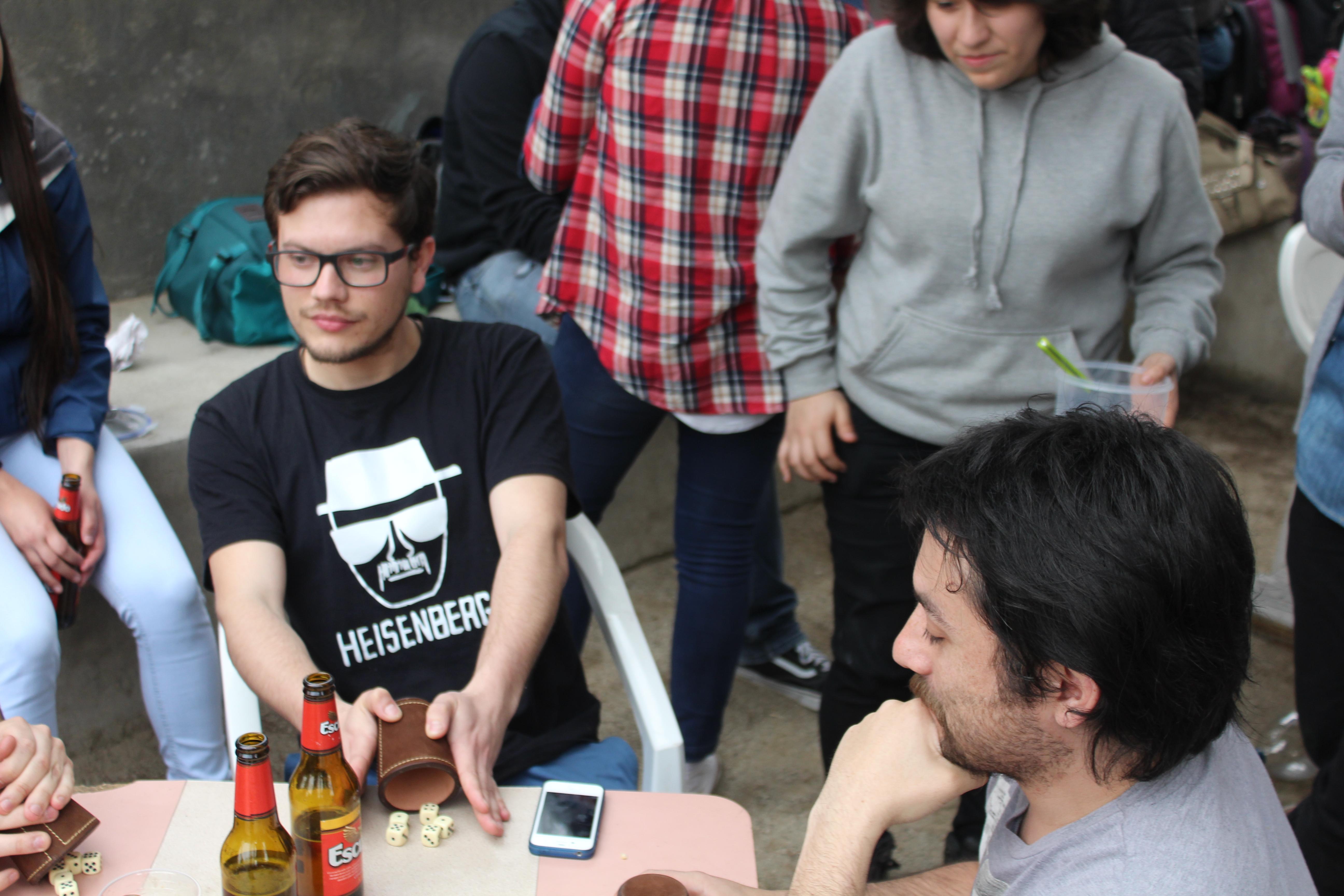 cachos Luis y Bernardo