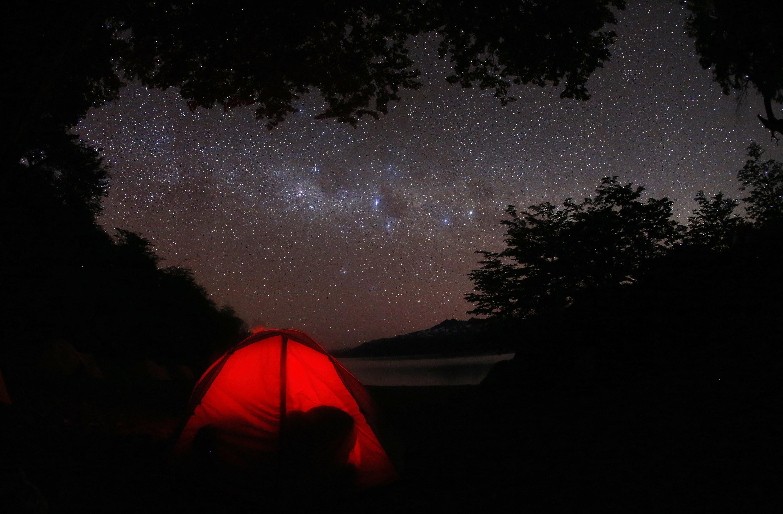 Campamento Lago Grey