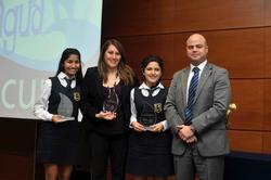 1st place Junior Agua MOP 2012
