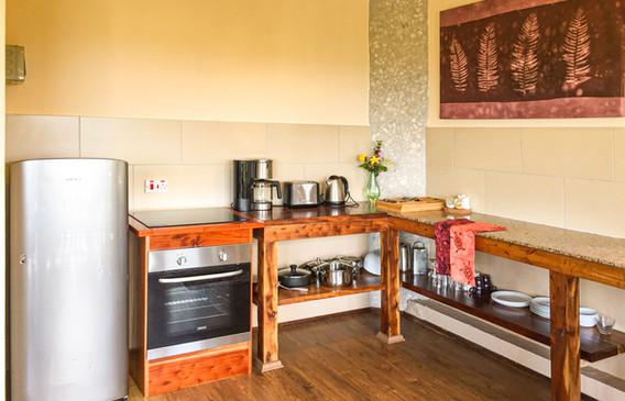 Chalet Fler Küche