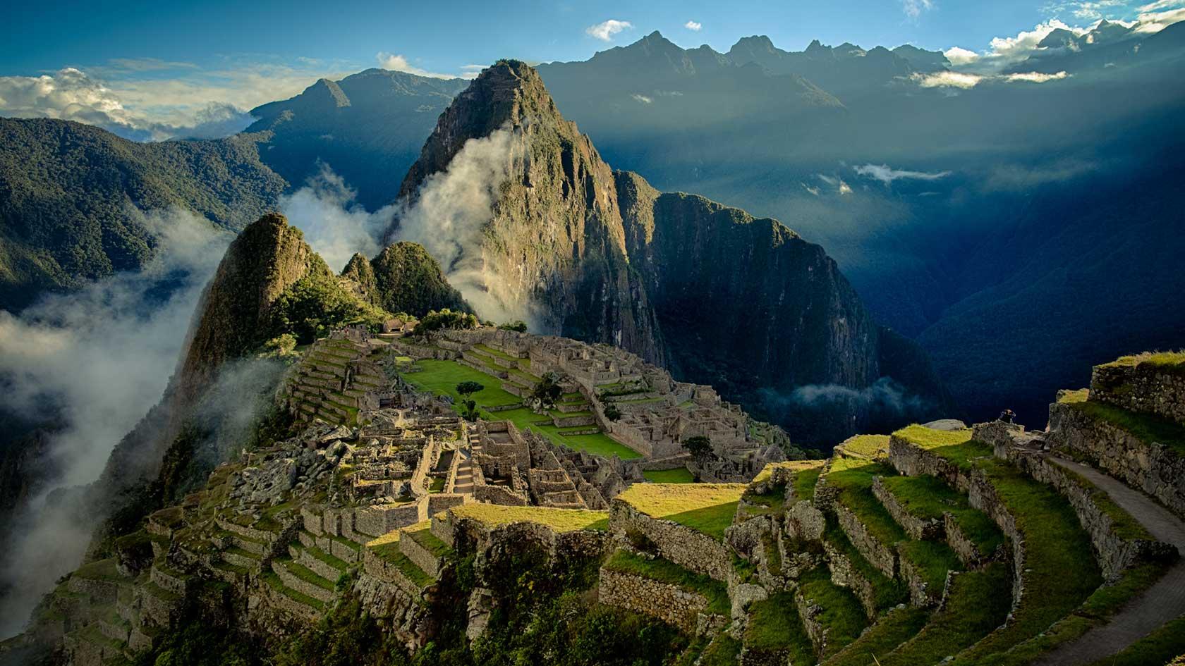image Machu Picchu
