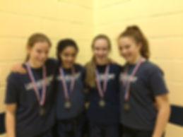 Medal winners - Hamilton Spectator games