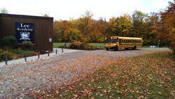 School in Autumn