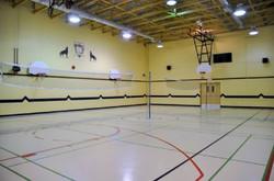 Lee Academy gym