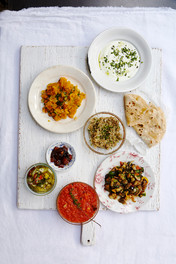 East Indian Mezze