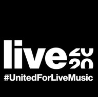 Live 2020 - #UnitedForLiveMusic