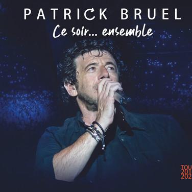 "Patrick Bruel - ""Ce soir... on sort"""