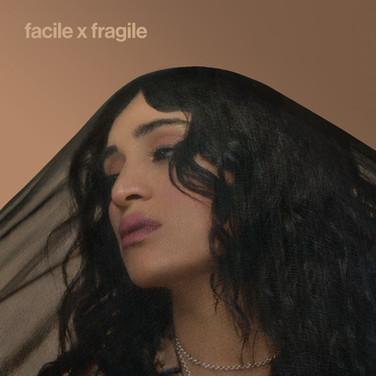 "Camélia Jordana - ""facile x fragile"""