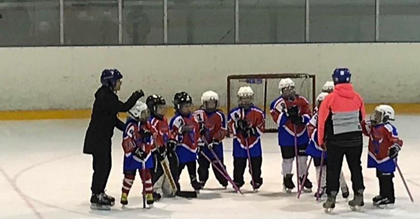 G-joukkueen ensimmäinen turnaus