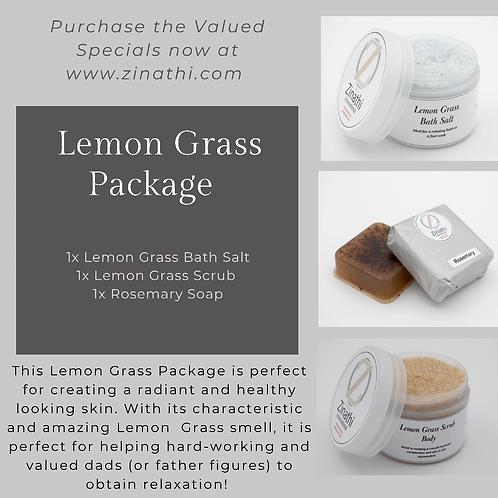 Lemon Grass Combo