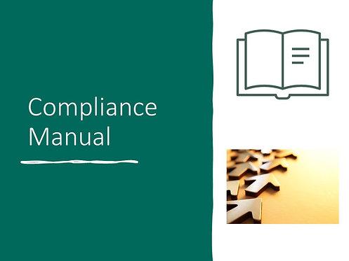 Compliance Manual