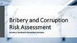 Bribery and Corruption Risk Assessment