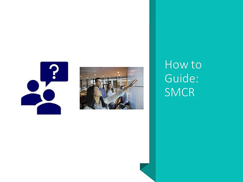 How to Comply with the SMCR