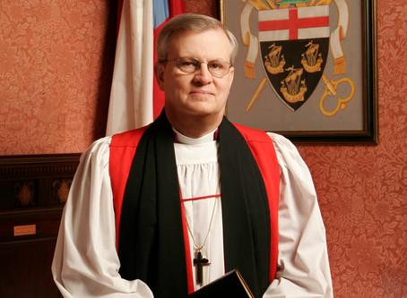 Bishop's Visit Date Change