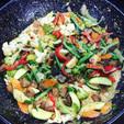 Curry Thai de verano
