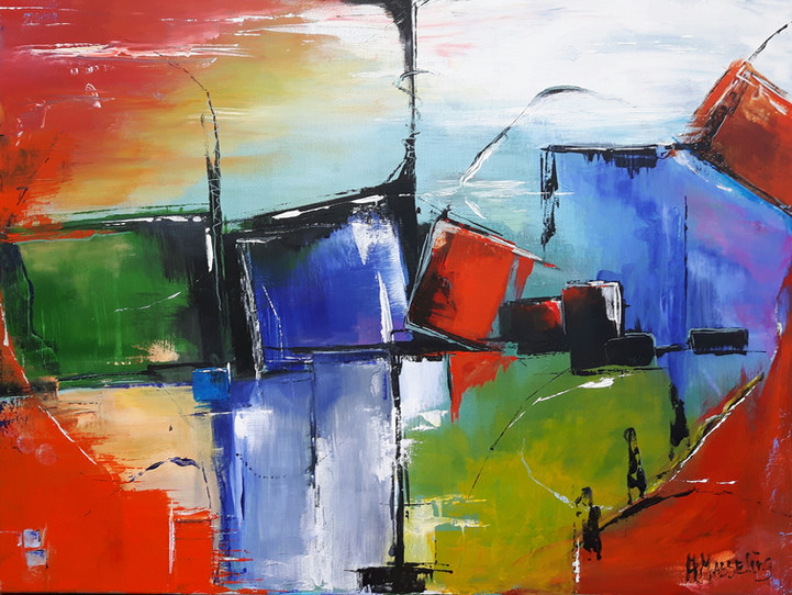 color blocks (1)         50x70