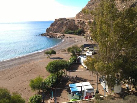 Tips leuke camperplekken Andalusië!