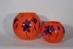 Lily oranje bolvazen