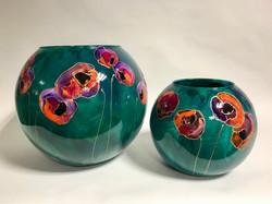 poppy turquoise