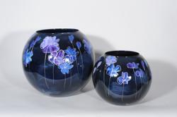 Aurora paars bolvazen