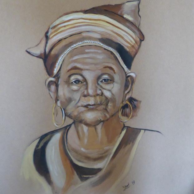 Indonesische oma