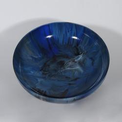 Gotas blauw schaal