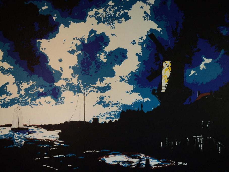 De Blauwe Ruysdael