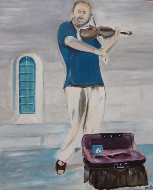 italiaanse violist
