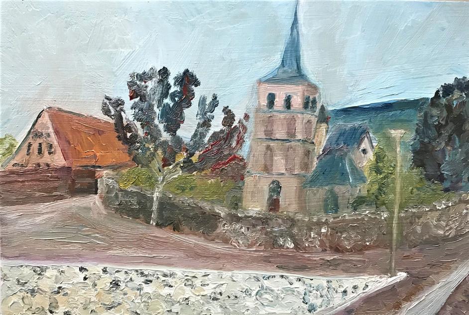 Kerkje-Mook