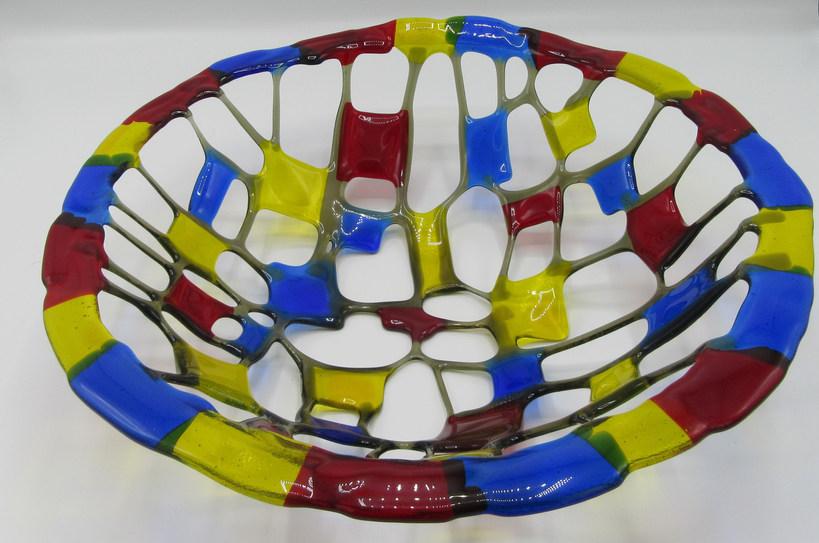 Mondrian schaal