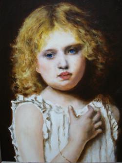 meisje blondje