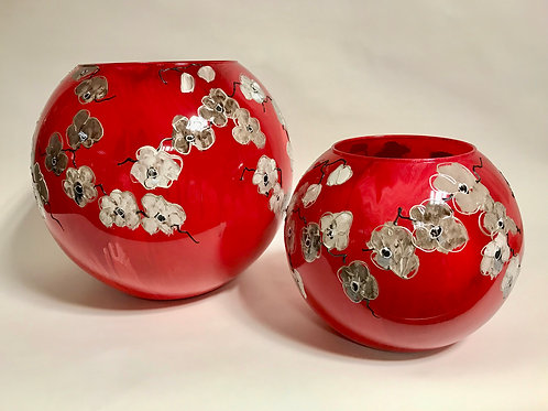 Blossom rood