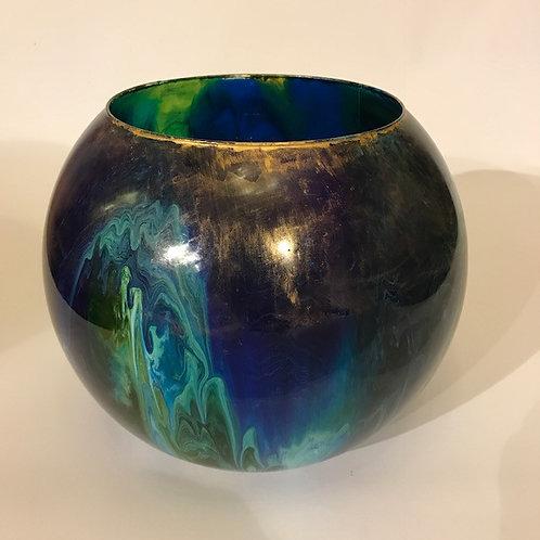 Gotas blauw/groen