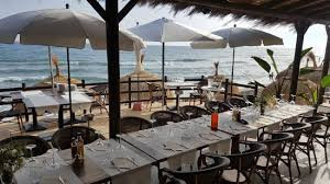restaurant Simbad Marbella
