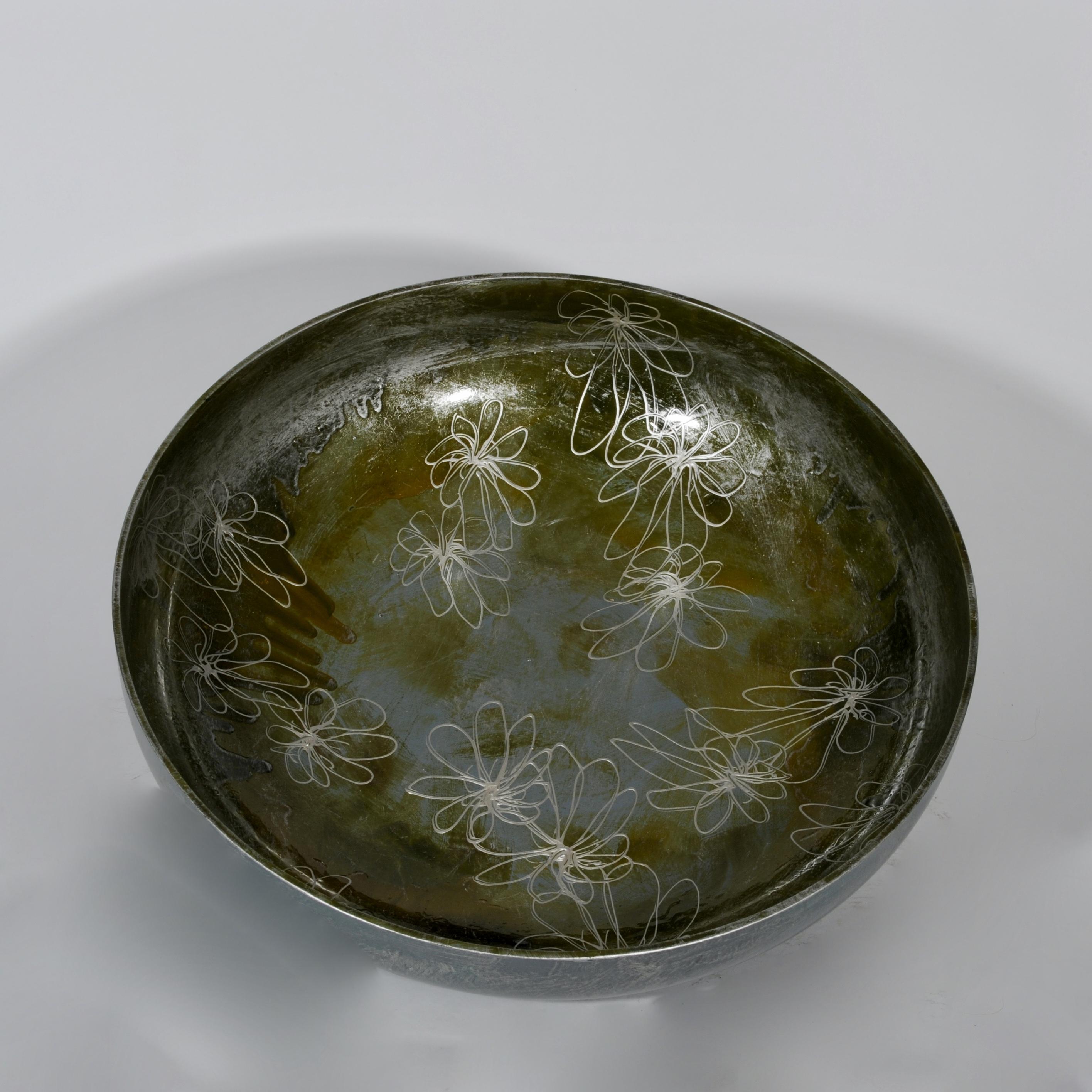 Grisea groen schaal