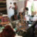 #schilderworkshop #gospain #andalusia #c
