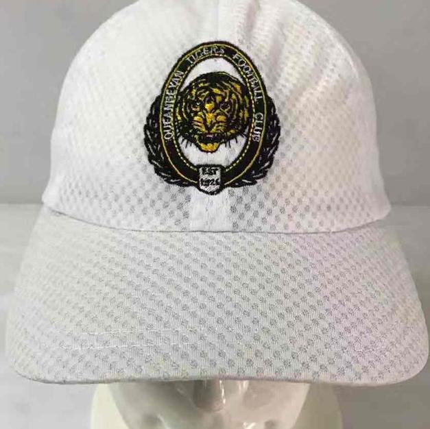 Tigers White Cap