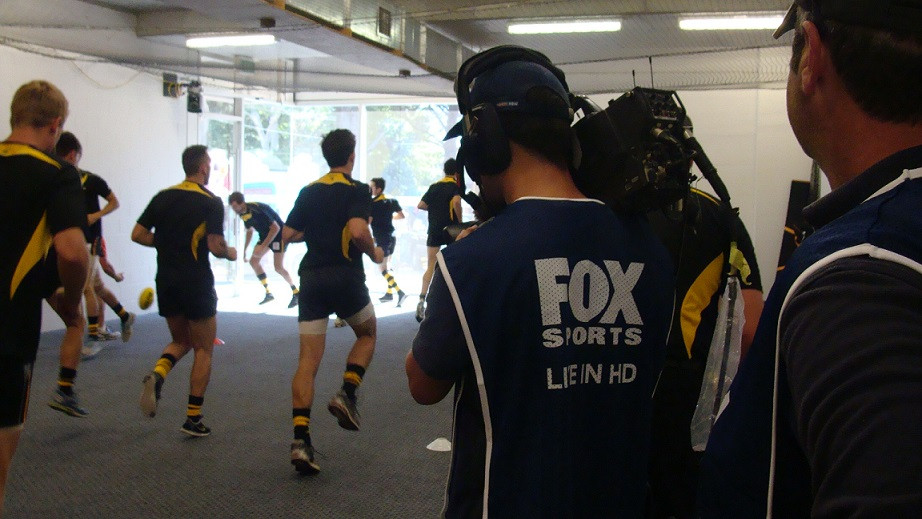 2 - FOXTEL Cup 2013 warmup