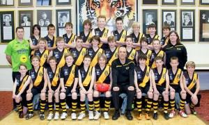 All Junior Teams to play for Premiership Success!