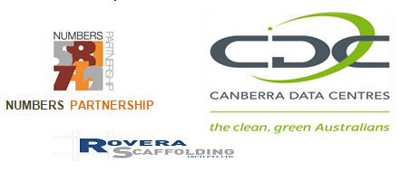 Long Luncheon sponsored by Canberra Data Centre, Rovera Scaffolding and Numbers Partnership
