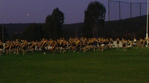 Special Night before Grand Final Day!