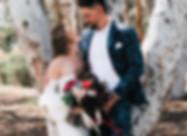 Wedding photo Eucalypse
