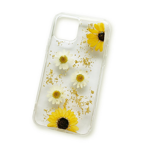 Sunflower & Daisy iPhone Case