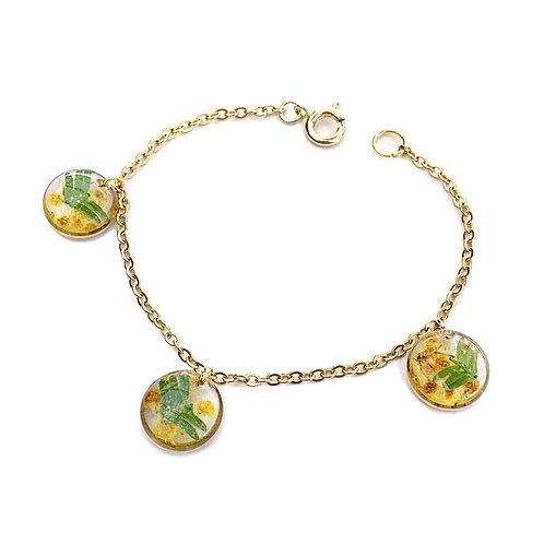 Wattle Bracelet ○ Circle