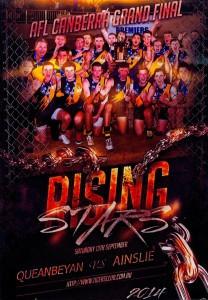 Premiership DVD - Rising Stars