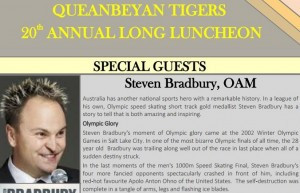 Special Guest: Steven Bradbury