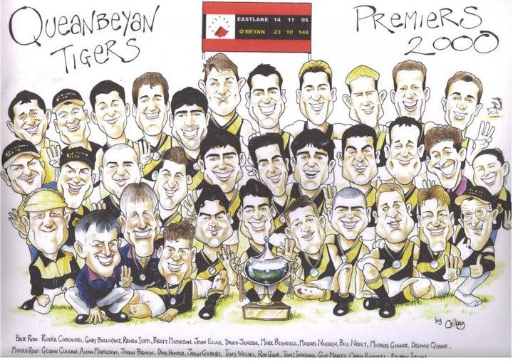 qUEANBEYAN-tIGERS-2000-pREMIERS-cARTOON-