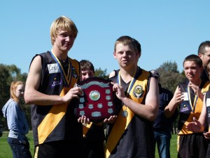 Premiership for our QBN/Goulburn Tigers!