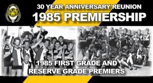 1985 30 Year Reunion