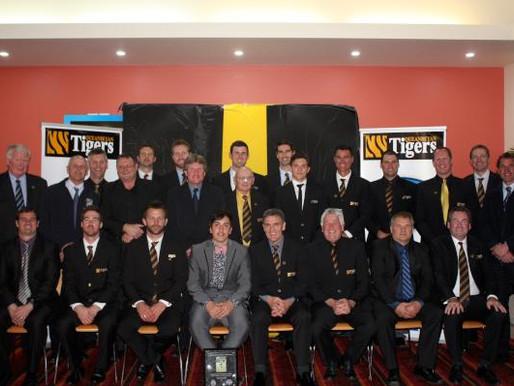 2013 – Tigers 100 Club